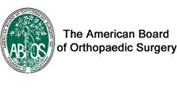 The American Board of Orthopaedic Surgery logo